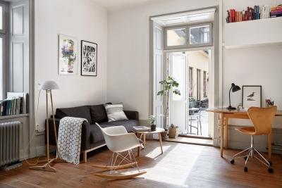 漂亮舒适的29坪小公寓,处处透漏着主人的品位