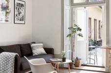 漂亮舒适的29坪小公寓,处处透漏着主人的品位图_1