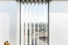 甘蔗板原来能这样用!伦敦53㎡工业风顶楼公寓图_2