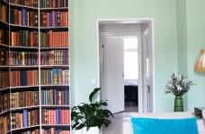 瑞典69平L型现代时尚公寓,自然通透图_2