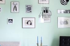 瑞典69平L型现代时尚公寓,自然通透图_3