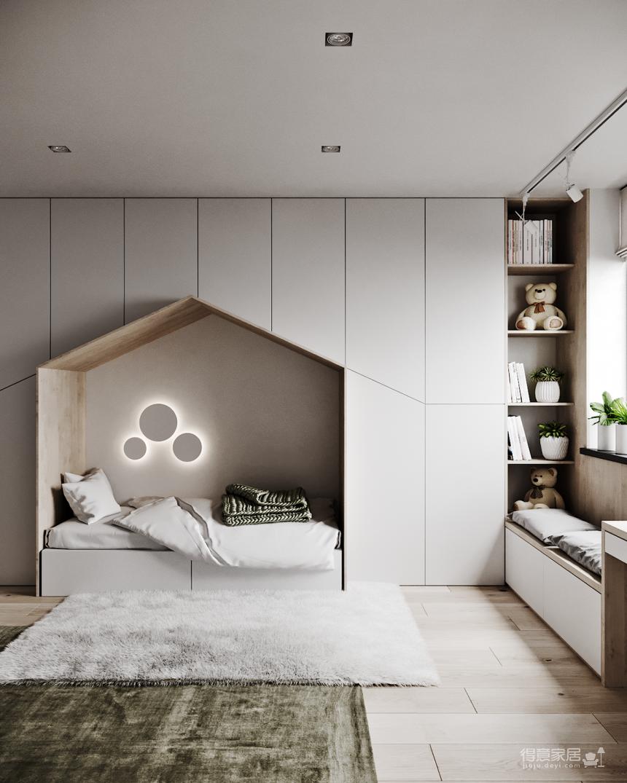 黑白灰质感住宅,体现舒适的生活之美