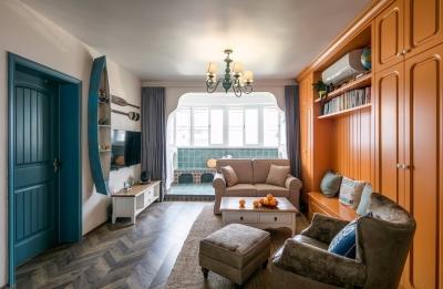 地中海三居室