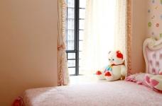 【菩提苑】147平三室两厅欧式装修效果图_4