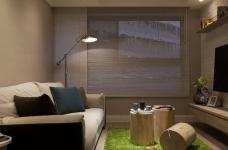 【北欧】一室一厅45平北欧装修效果图_3