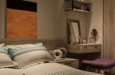 【北欧】一室一厅45平北欧装修效果图_5