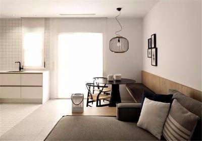 70平米木元素两室公寓