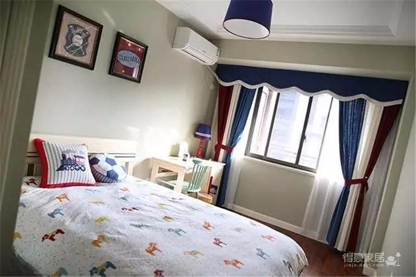 舒适简约实用的两居室