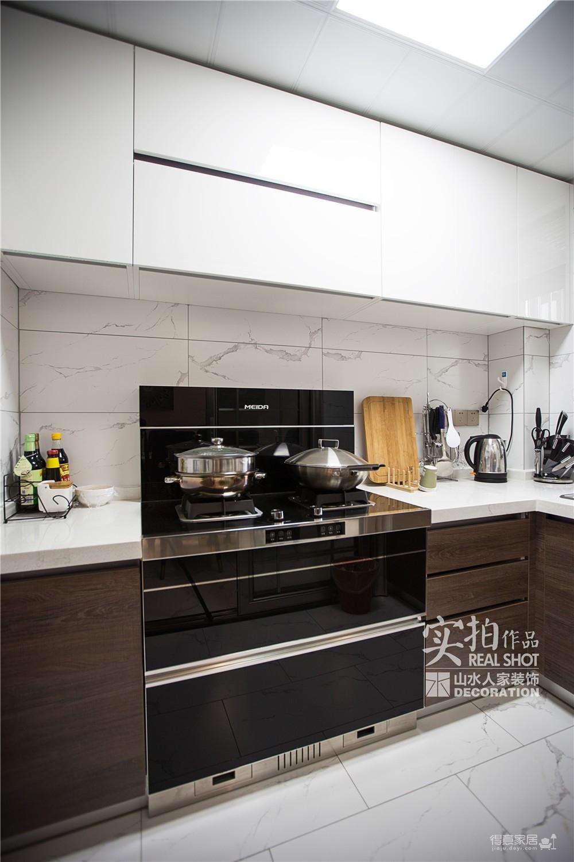 【怡芳苑】142平三室两厅现代轻奢装修效果图_10