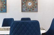 【怡芳苑】142平三室两厅现代轻奢装修效果图_9