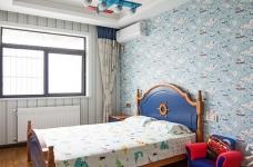【怡芳苑】142平三室两厅现代轻奢装修效果图_5