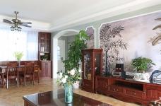 【联泰香域水岸】133平三室美式装修风格图_12