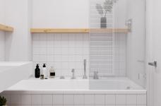 【简约】复式公寓设计图_6