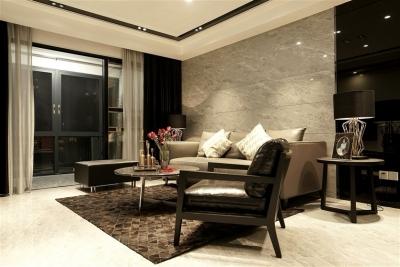 现代风格雅致灰调设计系列——用黑白灰的图案提升空间结构