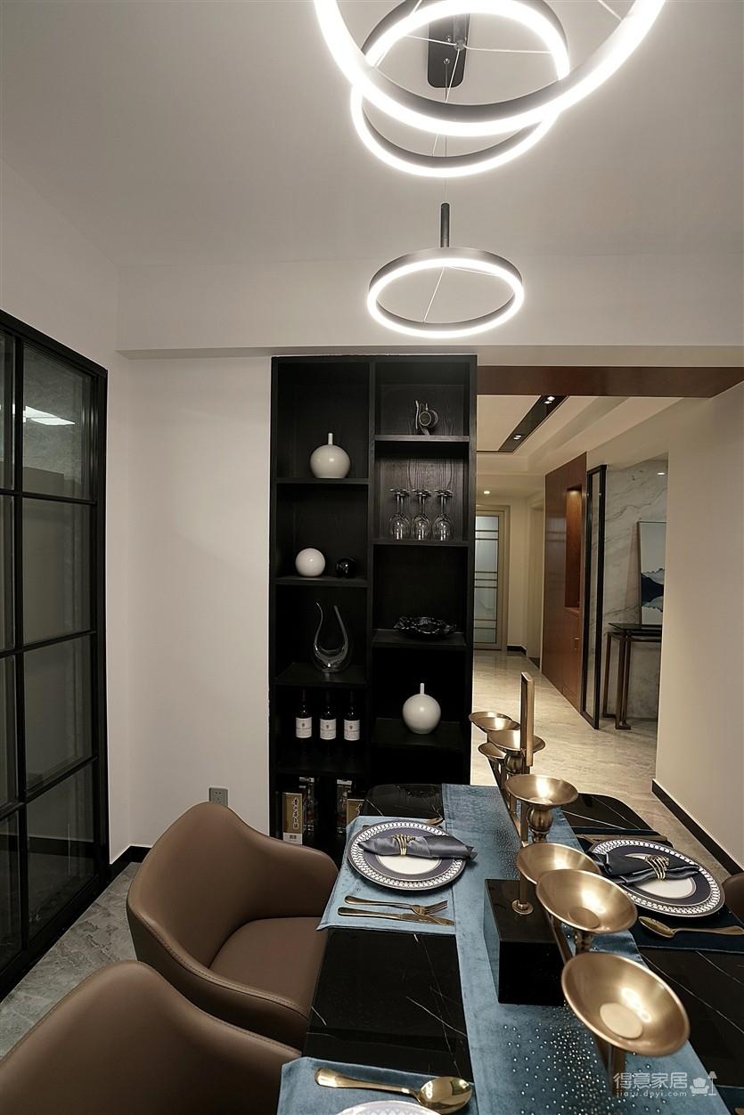 现代风格雅致灰调设计系列——用黑白灰的图案提升空间结构图_8