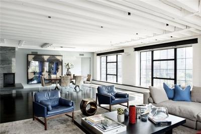 明亮典雅的现代公寓