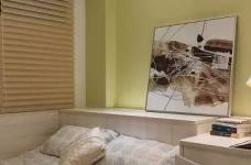 拥有自然气息的98平新东南亚原木公寓图_6