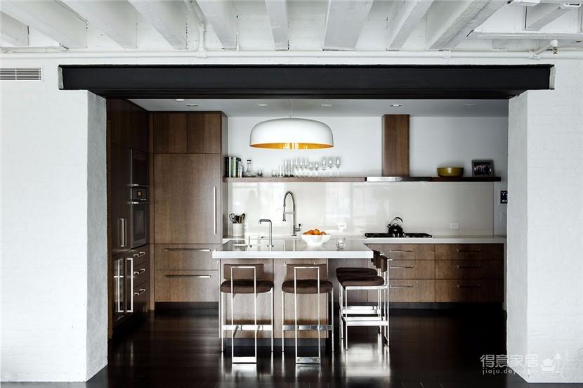明亮典雅的现代公寓图_7