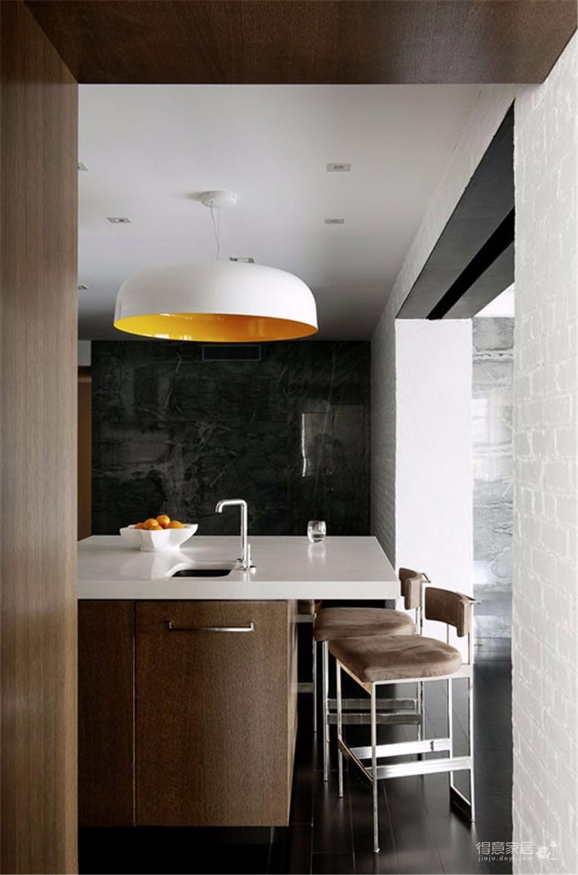 明亮典雅的现代公寓图_6