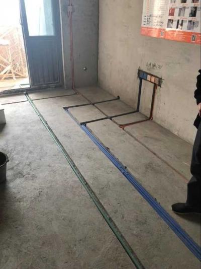 天汇龙城6-3-2102 水电验收