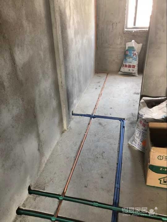 天汇龙城6-3-2102 水电验收图_5