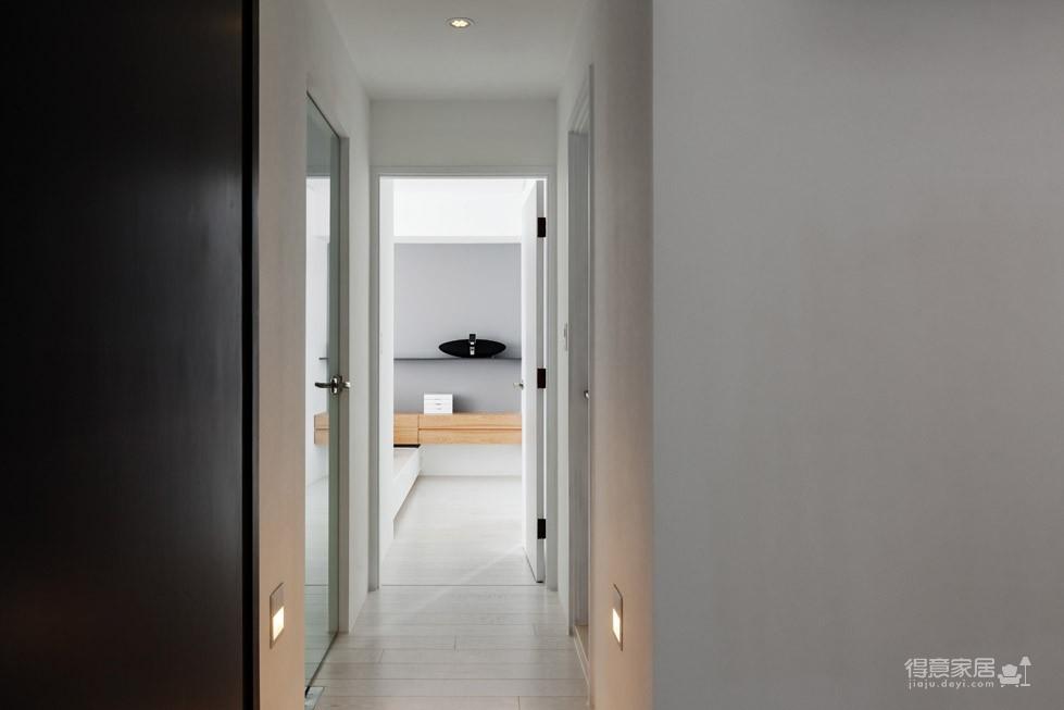 现代简约风两居室