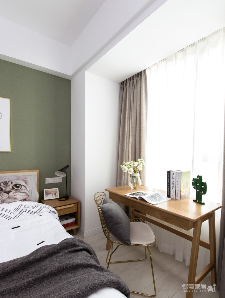 【美式田园】170平四室两厅大平层