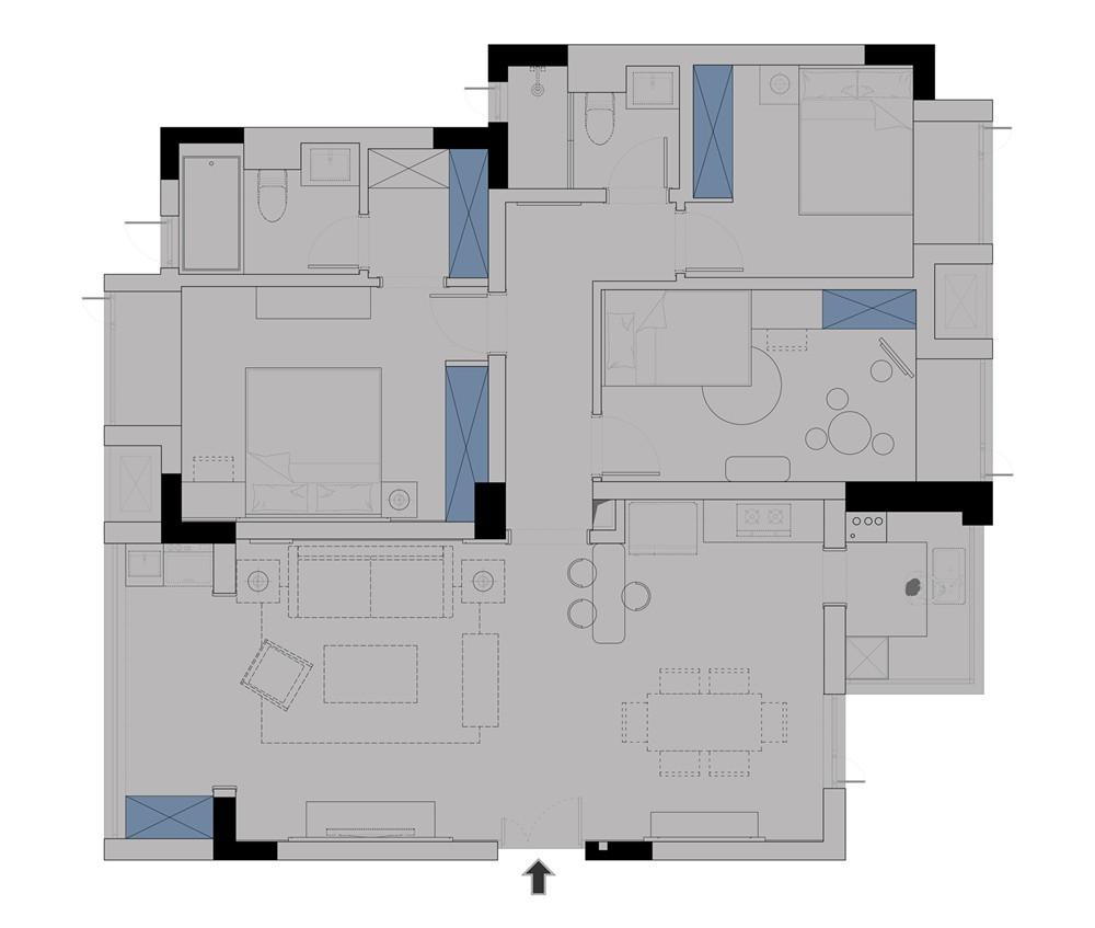 """首发 当我们让空间更""""open"""",竟收获一个如此惊艳的家!图_17"""