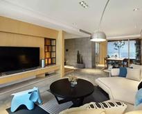 ●家居装修装饰空间设计百科:客厅背景墙