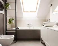 ●自己家的阁楼如何改成卫生间?