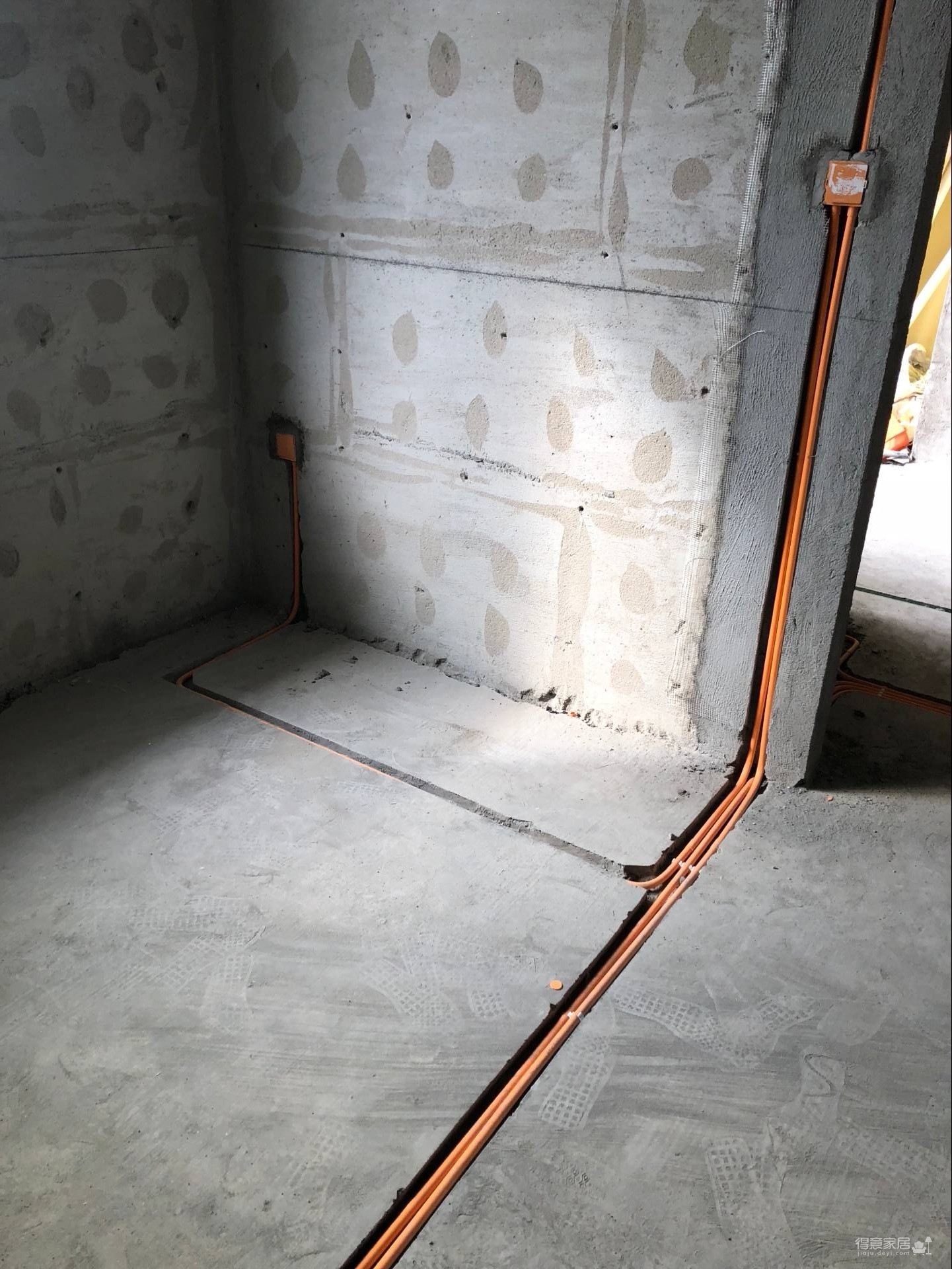 德玛假日2期23-2504    水电验收图_3