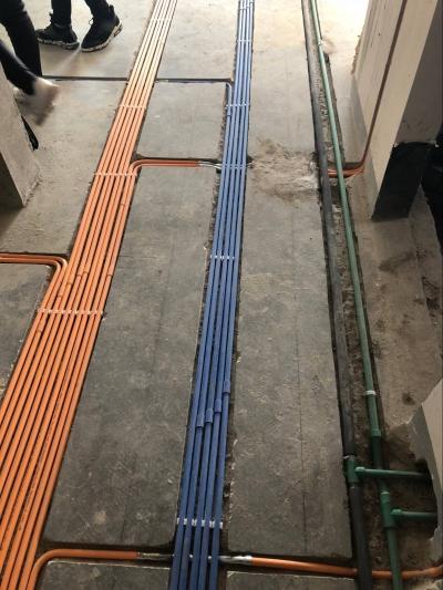 天汇龙城1-2-3302 水电验收