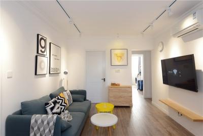 【北欧】小公寓,清新与木质,温馨舒适