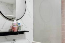 精致优雅的气质,85平现代美式二居室,美呆了~图_7