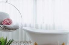 精致优雅的气质,85平现代美式二居室,美呆了~图_9