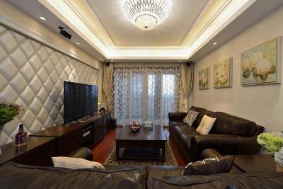 【美式】三室两厅现代美式风