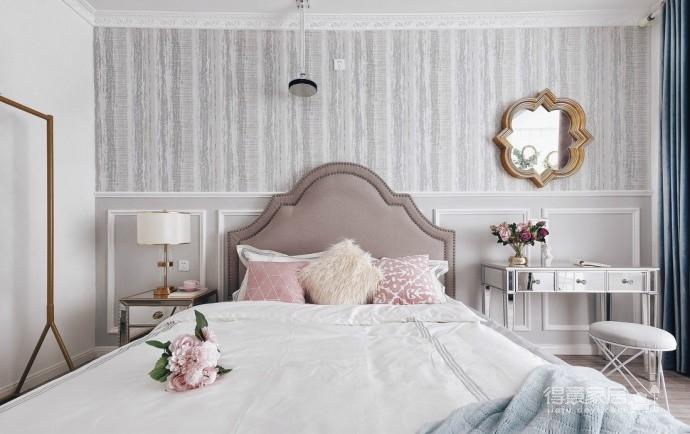 精致优雅的气质,85平现代美式二居室,美呆了~图_5