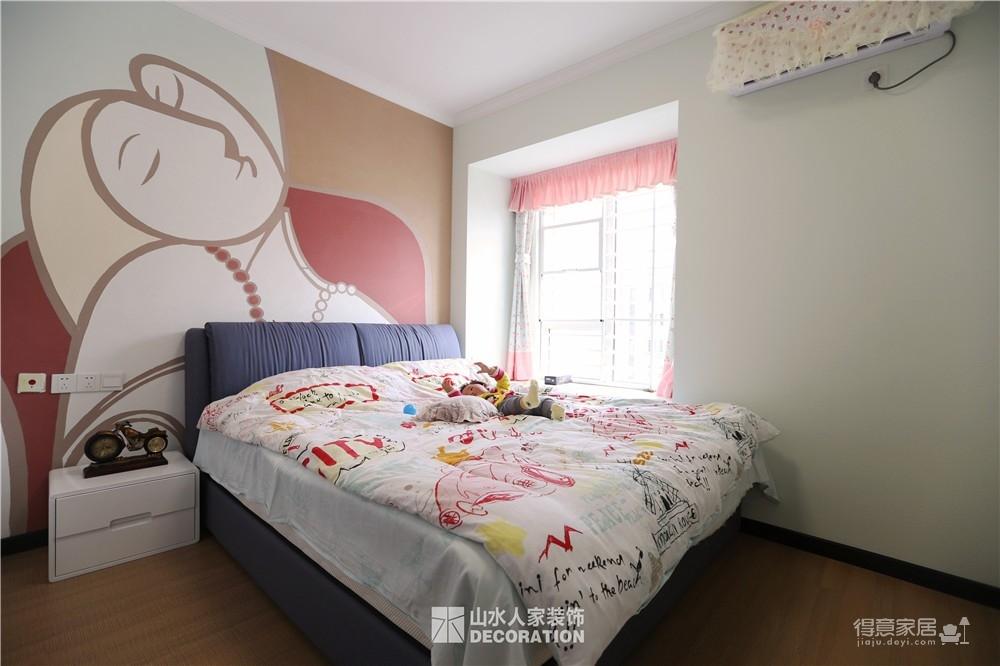 【紫云府】74平两室一厅现代简约风格图_7