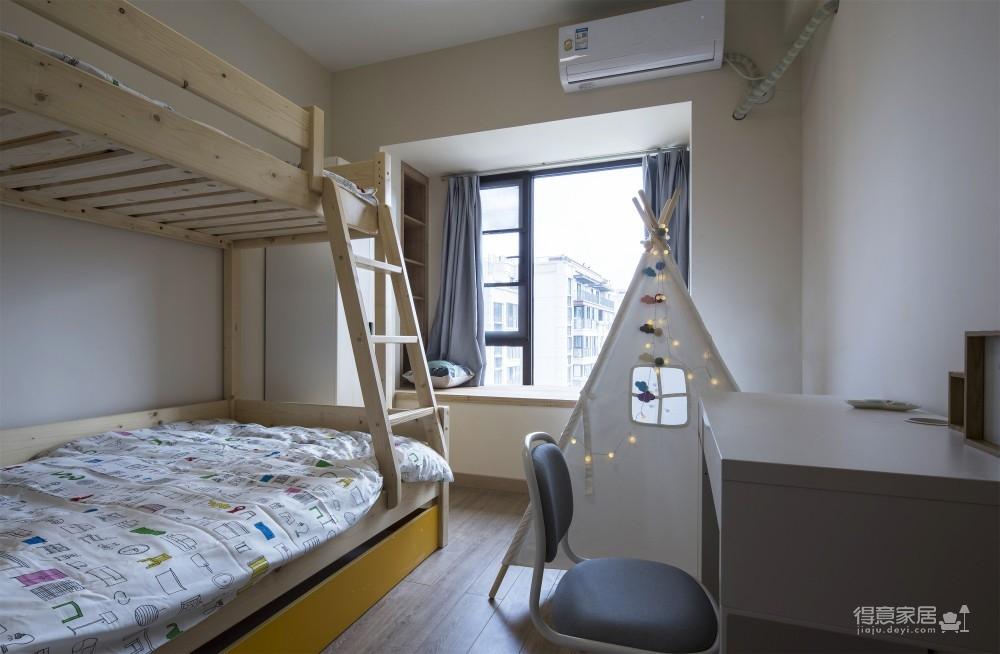 精选案例 三室一厅 北欧现代