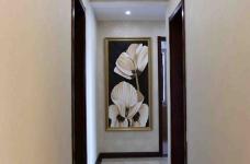 【桂苑小区】145平三室两厅简欧装修效果图_7