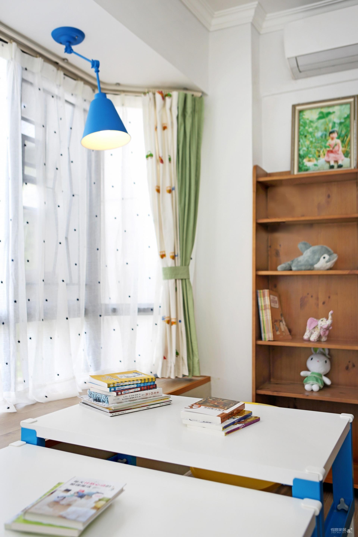 三室一厅北欧现代风图_16