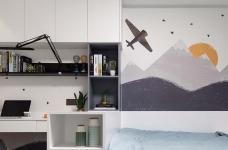 三室一厅慵懒家居风图_1