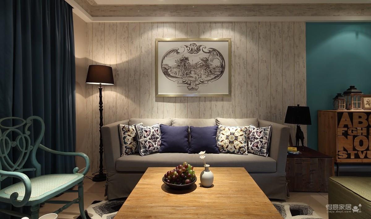 三室两厅美式风格