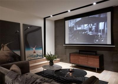 典雅现代的禅意风格家居空间设计