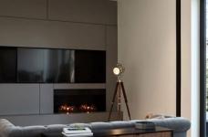 典雅现代的禅意风格家居空间设计图_2