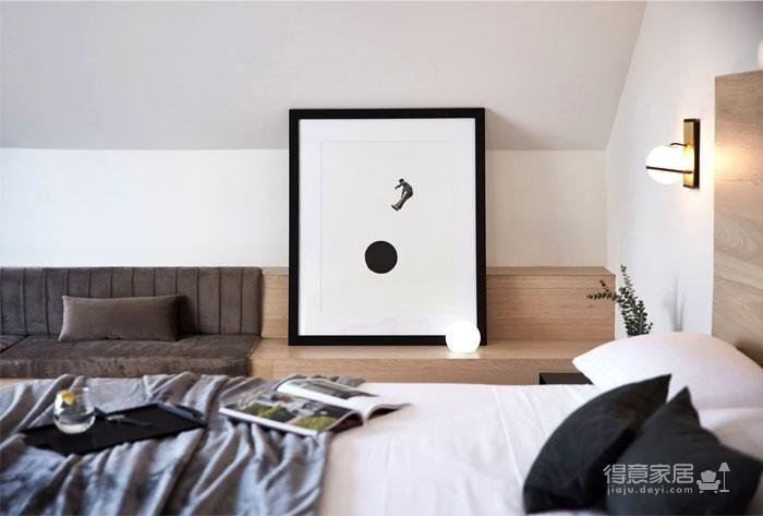 典雅现代的禅意风格家居空间设计图_6