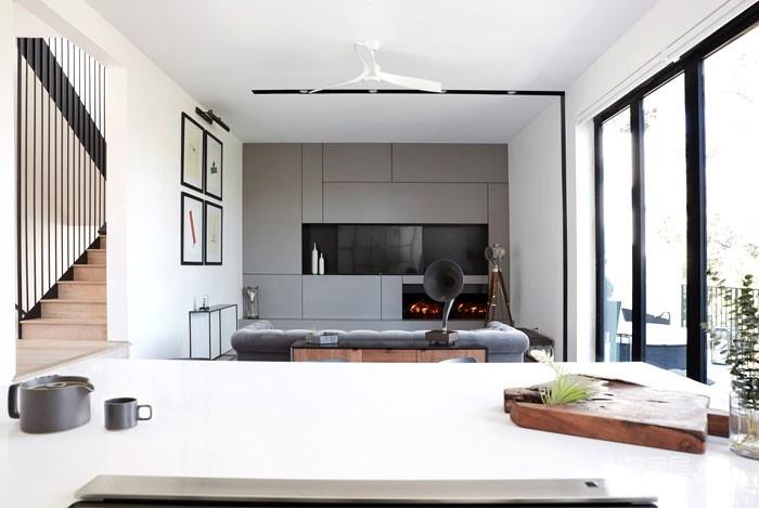 典雅现代的禅意风格家居空间设计图_3