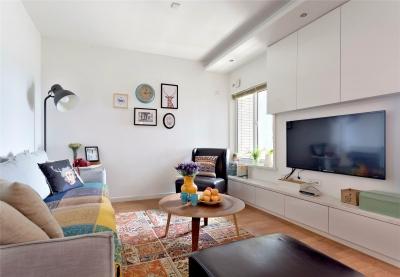 两室两厅现代主义风格
