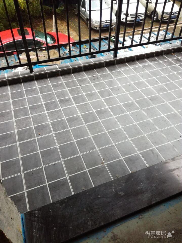 东沙花园 泥木验收,项目经理姜丙祥图_7