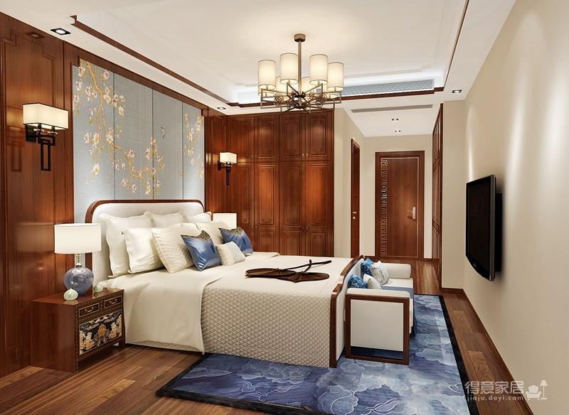 美林青城新中式风格